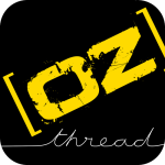 OZ Logo Black Light